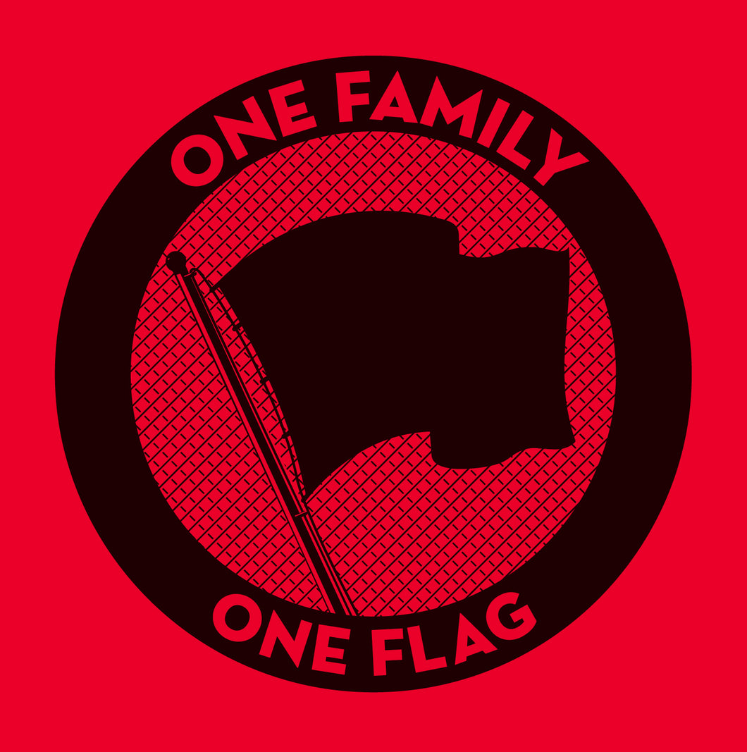 Comp. - One Family One Flag NEW LP