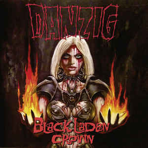 Danzig - Black Laden Crown USED METAL LP