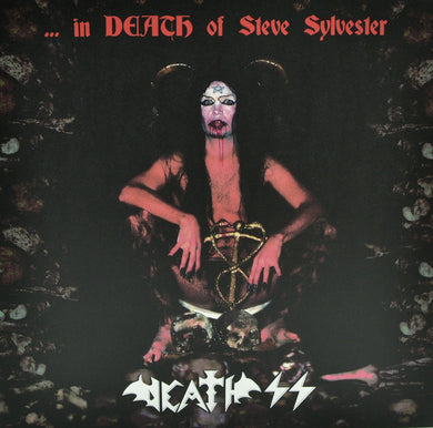 Death SS ‎- In Death Of Steve Sylvester NEW METAL 2XLP