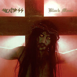 Death SS ‎- Black Mass NEW METAL LP
