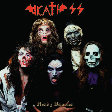 Death SS ‎- Heavy Demons NEW METAL LP