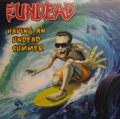 Undead, The - Having An Undead Summer NEW CD