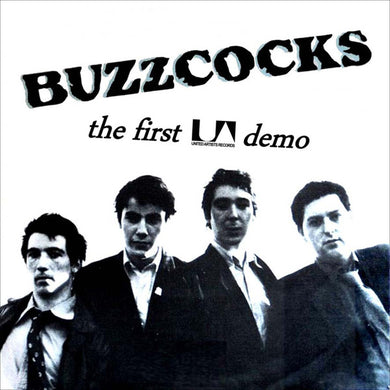 Buzzcocks ‎- The First United Artists Demo NEW 7