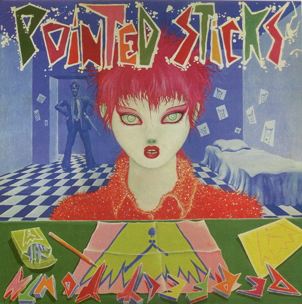 Pointed Sticks - Perfect Youth NEW LP