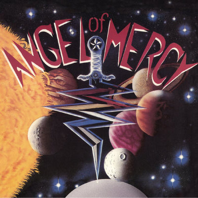 Angel Of Mercy ‎- The Avatar NEW METAL 2XLP