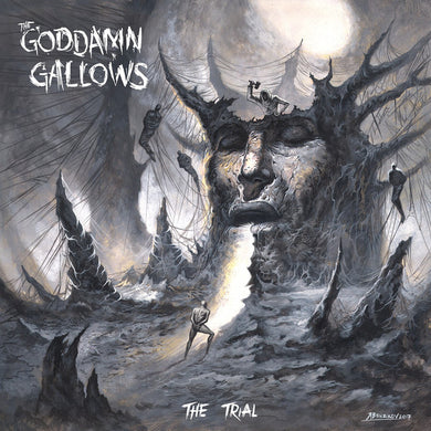 Goddamn Gallows, The ‎- The Trial LP