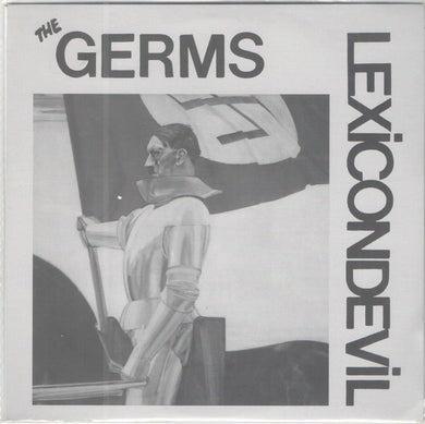 Germs, The ‎- Lexicon Devil NEW 7