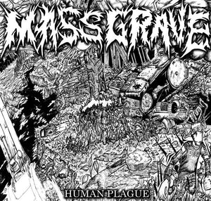 Massgrave / Think Don't Pray - Split NEW 7""