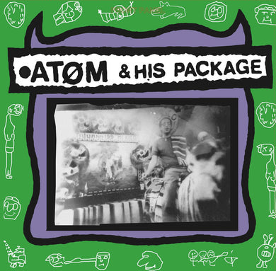Atom And His Package - S/T NEW LP
