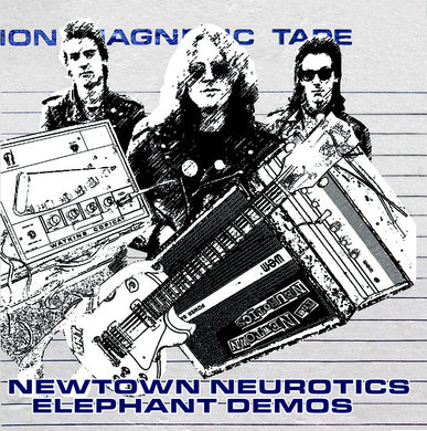 Newtown Neurotics ‎- The Elephant Demos NEW LP