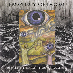 Prophecy Of Doom - Tri Battle Though Form Engagement NEW 7""