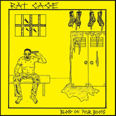 Rat Cage ‎- Blood On Your Boots NEW 7