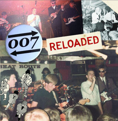 007 ‎- Reloaded NEW CD
