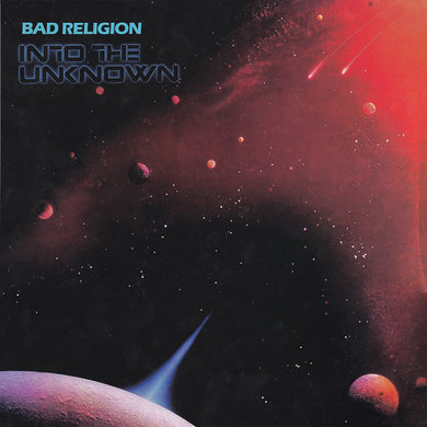 Bad Religion ‎- Into The Unknown NEW LP