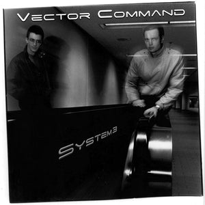 Vector Command ‎- System 3 NEW LP