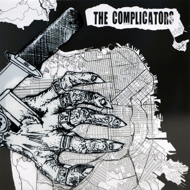 Complicators, The / Empire Down ‎- Split NEW 7