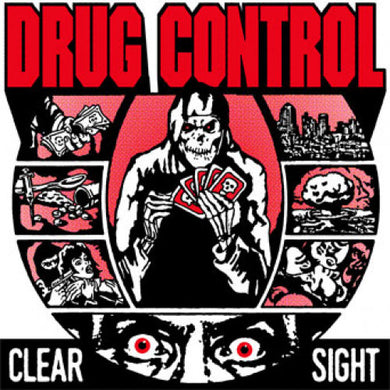 Drug Control ‎- Clear Sight NEW 7