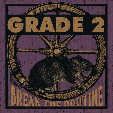 Grade 2 ‎- Break The Routine NEW LP
