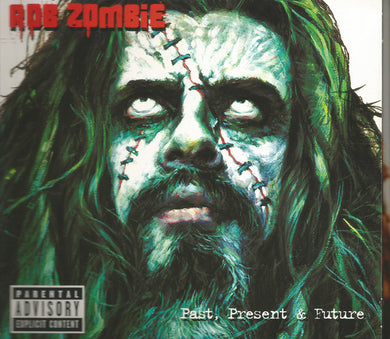 Rob Zombie ‎– Past, Present & Future USED CD