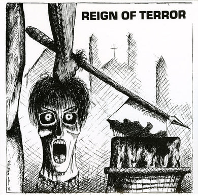 Reign Of Terror - Don't Blame Me NEW 7