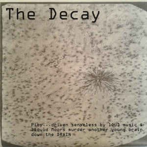 Decay - Pity USED 7""