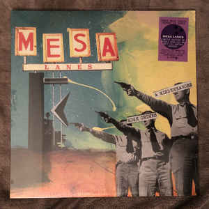 Mesa Lanes - High Crimes and Misdemeanors USED LP