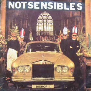 Notsensibles - I Am The Bishop USED 7