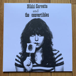 Nikki Corvette And The Convertibles ‎- Young And Crazy NEW 7""
