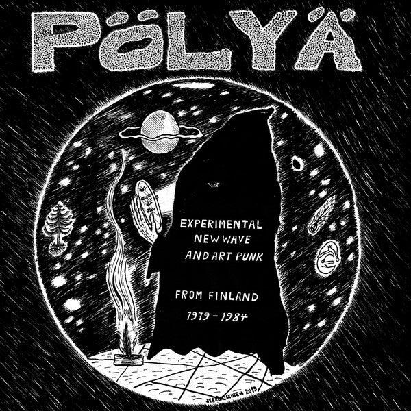 Comp - Polya Experimental New Wave And Art Punk From Finland 1979-1984 NEW 2XLP