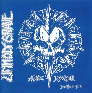 Unholy Grave - Aussie Disorder NEW 7""