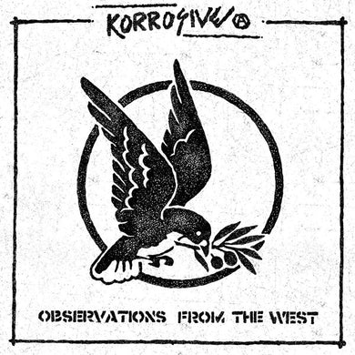 Korrosive - Observations From The West NEW LP