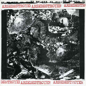 Confusion / Arsedestroyer - Split USED 7