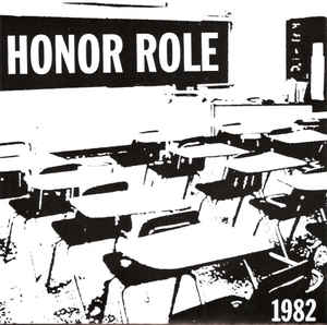 Honor Role - 1982 USED 7