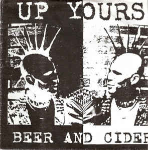 Up Yours/Flux Of Disorder - Split USED 7