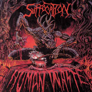 Suffocation ‎- Human Waste NEW METAL LP