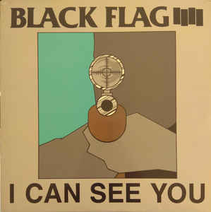 Black Flag - I Can See You NEW LP