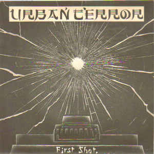 Urban Terror - First Shot USED 7""