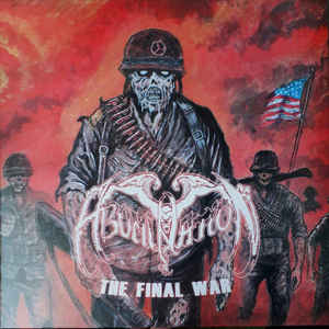 Abomination ‎- The Final War NEW METAL LP
