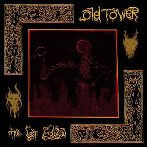 Old Tower ‎- The Last Eidolon  NEW METAL 2xLP