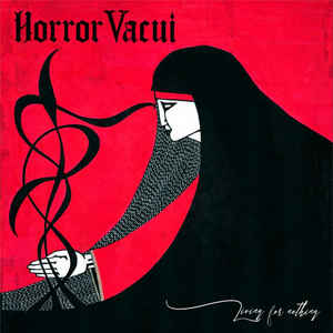 Horror Vacui - Living For Nothing... NEW LP