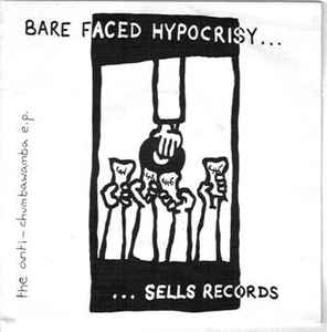 Comp - Bare Faced Hypocrisy USED 7""
