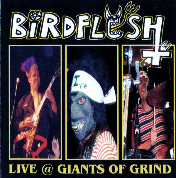 Birdflesh - Live At Giants Of Grind NEW CD