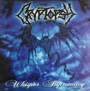 Cryptopsy ‎– Whisper Supremacy USED METAL LP