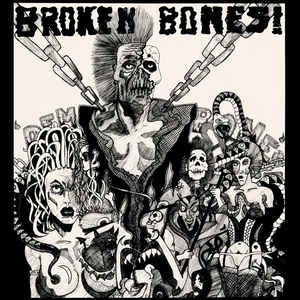 Broken Bones - Dem Bones + Singles 83 to 86 NEW CD