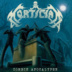 Mortician ‎- Zombie Apocalypse NEW METAL LP