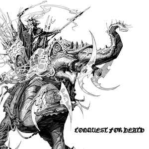 Conquest For Death ‎- A Maelstrom Of Resentment & Remorse NEW LP