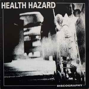 Health Hazard - Discography USED LP