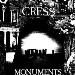 Cress - Monuments USED LP