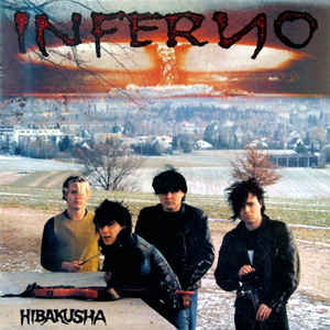 Inferno - Hibakusha NEW LP