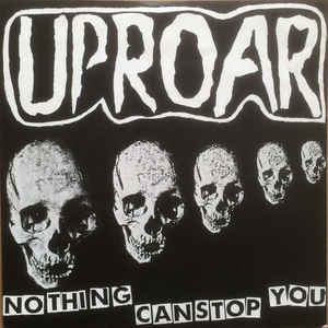 Uproar - Nothing Can Stop You USED 7